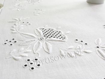 Serweta z ręcznym haftem 65x65 (HM01)