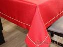 Obrus świąteczny PL-LUX czerwony