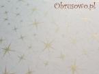Luksusowy obrus świąteczny 130x180 złoty
