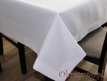 Obrus świąteczny PL-LUX biały
